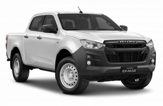 ISUZU D-MAX EXTENDED CAB 4x4 Activity AUTO (MY18)